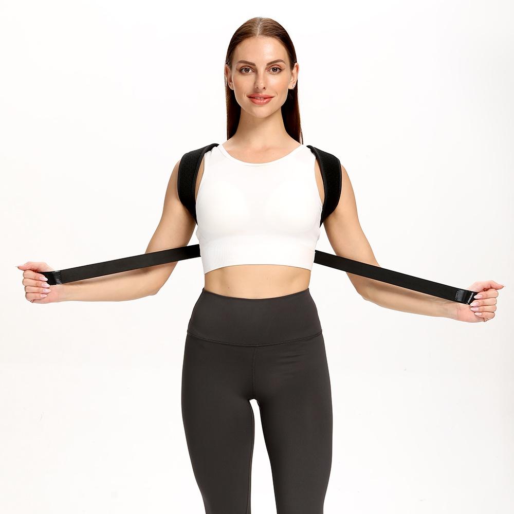 Adjustable Back Shoulder Posture Corrector for Women and Men Back Brace Ober Health 5