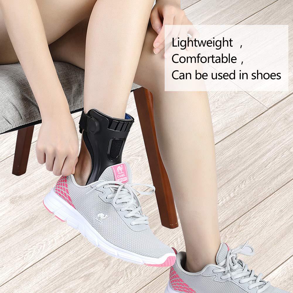 Drop Foot Brace Afo Splint, Ankle Foot Orthosis Support Foot Brace Ober Health 7