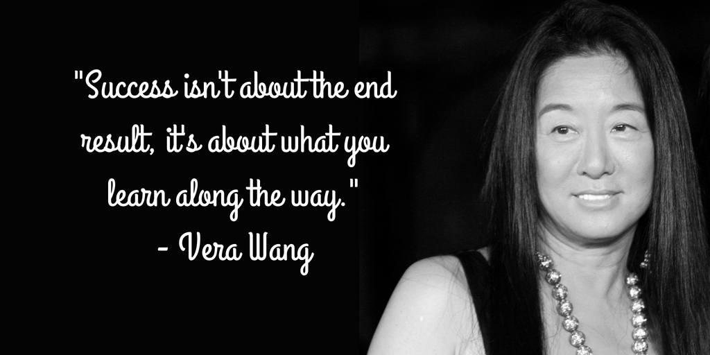 Famous Failures Vera Wang