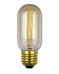 Elstead Lighting Vintage Style Filament Bulb: 60 Watt E27 ...