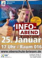 Oberschule Briesen_Infoabend_25. Januar 2016