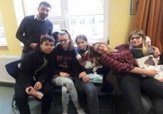 Oberschule Briesen_Adventsbasteln unserer 8 Klassen_2019_3