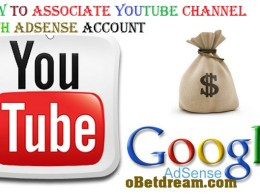 How to monetize youtube channel with google Adsense