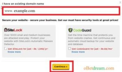 how to buy web hosting from hostgator