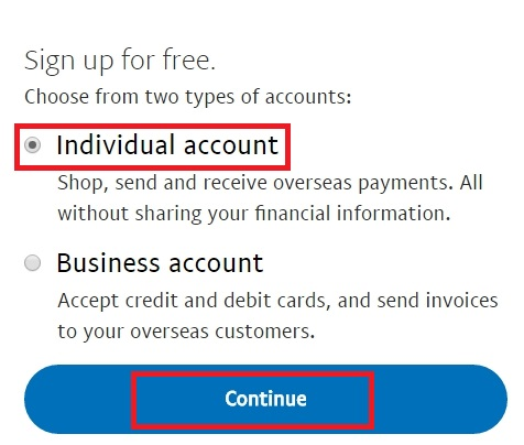 create paypal account free without pan card