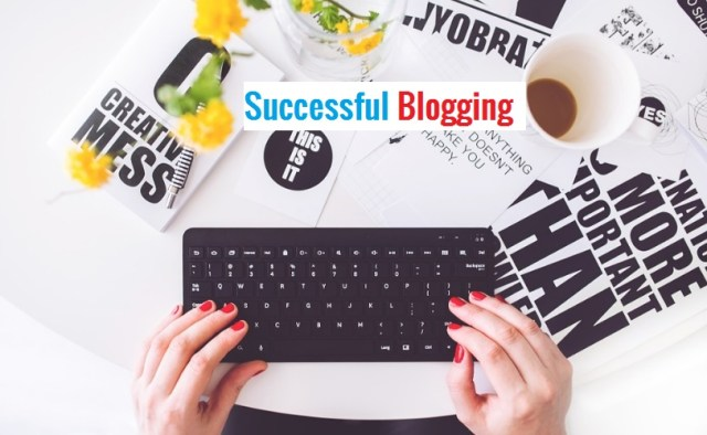 How to start successful blogging