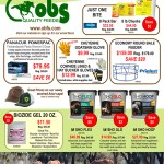 Be sure to check out this months specials!