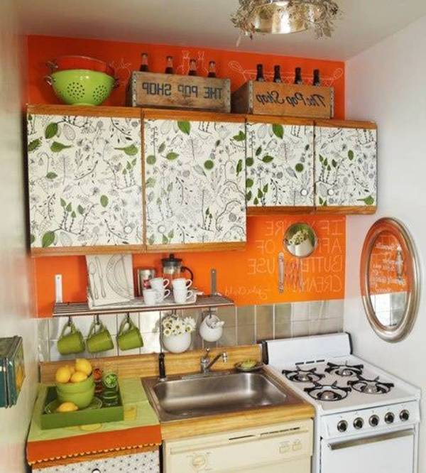 Small Kitchen Decor Ideas