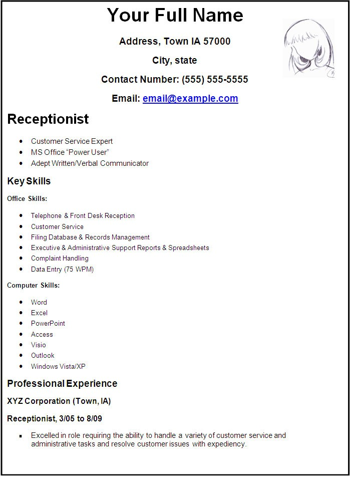 how do i make a resume for free