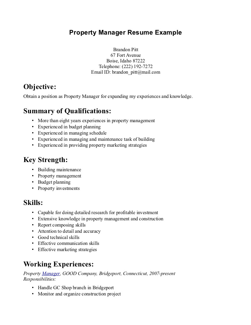 Resume Resume Example Of Communication Skills examples of skills in a resume summary obfuscata