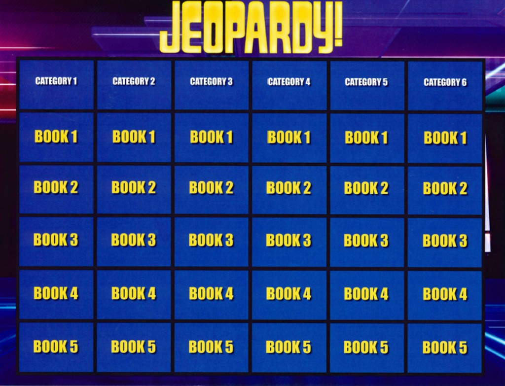 Electricity And Magnets Jeopardy Template
