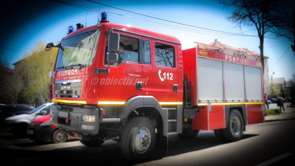 ISU Ialomița - recrutare candidați - Arma Pompieri