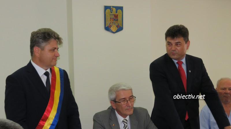 Noul primar al orașului Amara a depus jurământul