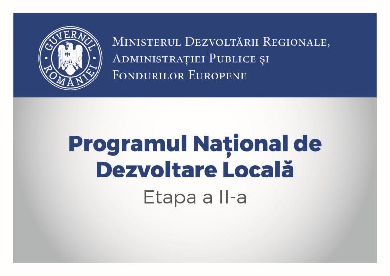 Ialomița: Proiecte de peste 800 milioane lei finanțate prin PNDL 2