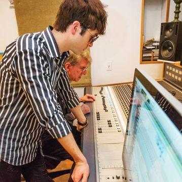 Redording at Santuary III Studios