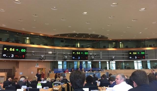 Horizon Europe: Primo voto in Parlamento europeo