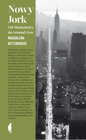 Rittenhouse.Nowy Jork.Od Mannahatty do Ground Zero.