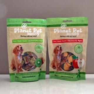 RECENZJA: Planet Pet Society Przysmaki 2w1