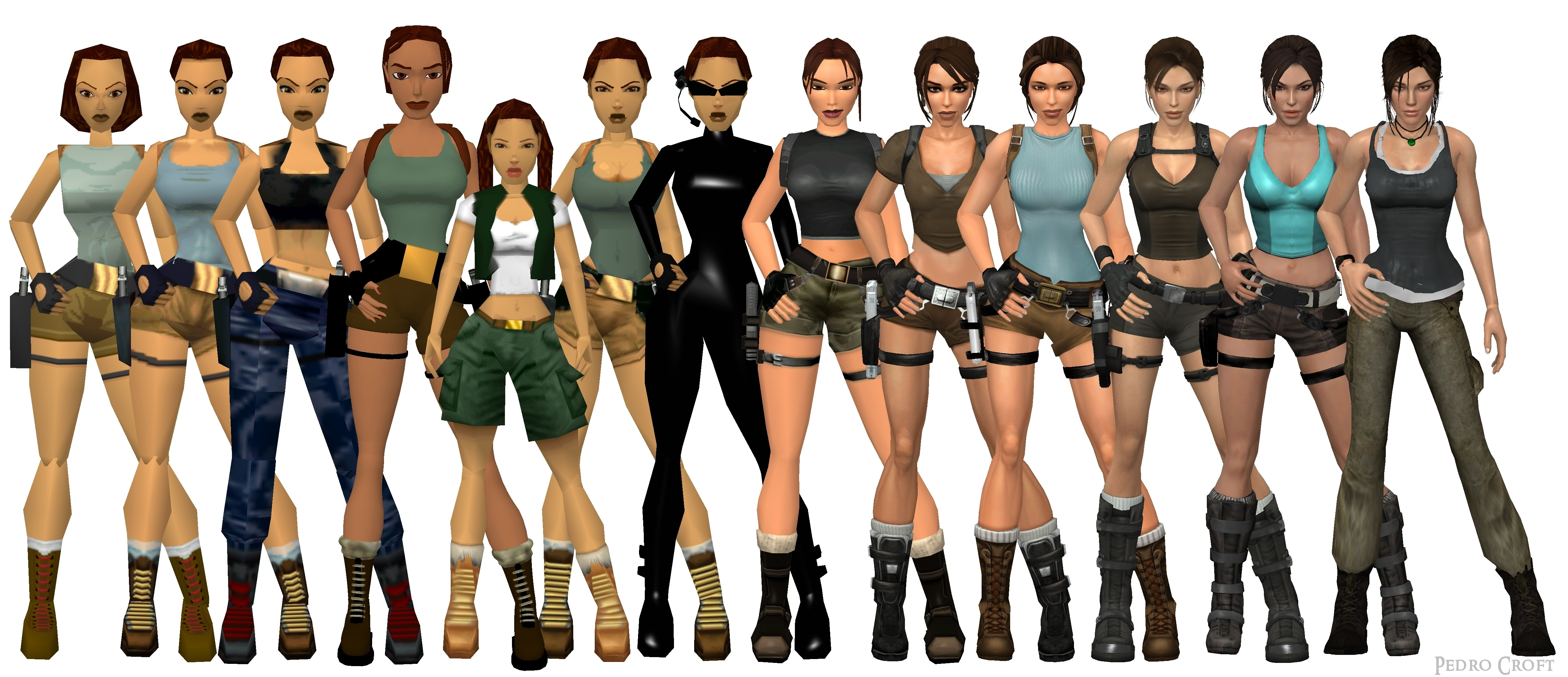 From Girl To Hero A Letter Of Appreciation To Lara Croft