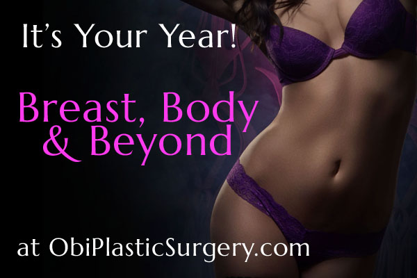 Breast, Body & Beyond Promotion at Obi Plastic Surgery