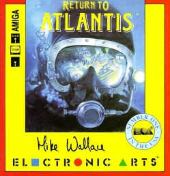 1988's Return to Atlantis was an ambitious combination of various genres that culminated in a first-person exploration section, which, though sluggish, created the illusion of free underwater exploration. Click to see reviews of this Electronic Arts release at the Amiga Magazine Rack.