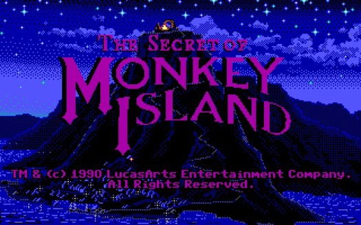 The Secret of Monkey  Island celebrates its 25th anniversary in 2015.