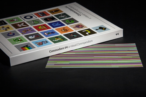 Commodore 64: A Visual Commpendium by Sam Dyer, available exclusively from www.funstock.co.uk
