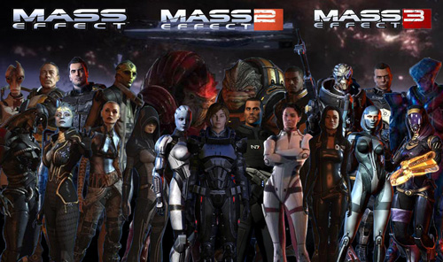 BIOWare produces the Mass Effect series for Microsoft, an epic tale of an intergalatic war predicated on character development. Click to play a walkthrough video of Mass Effect 2 on You Tube.