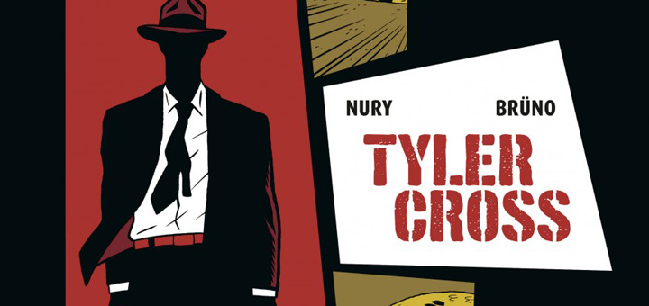 Tyler Cross (Dargaud)