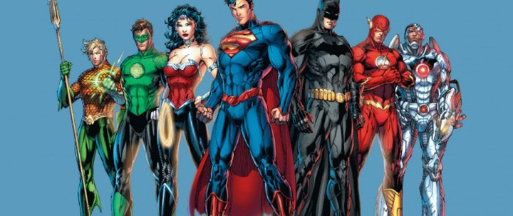 Justice League - Aux origines