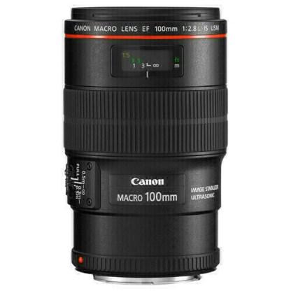 Canon EF mm IS USM MACRO