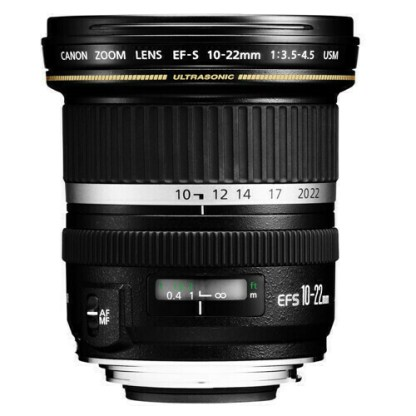 Canon EF S  mm f