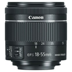 Canon EF S  mm IS STM