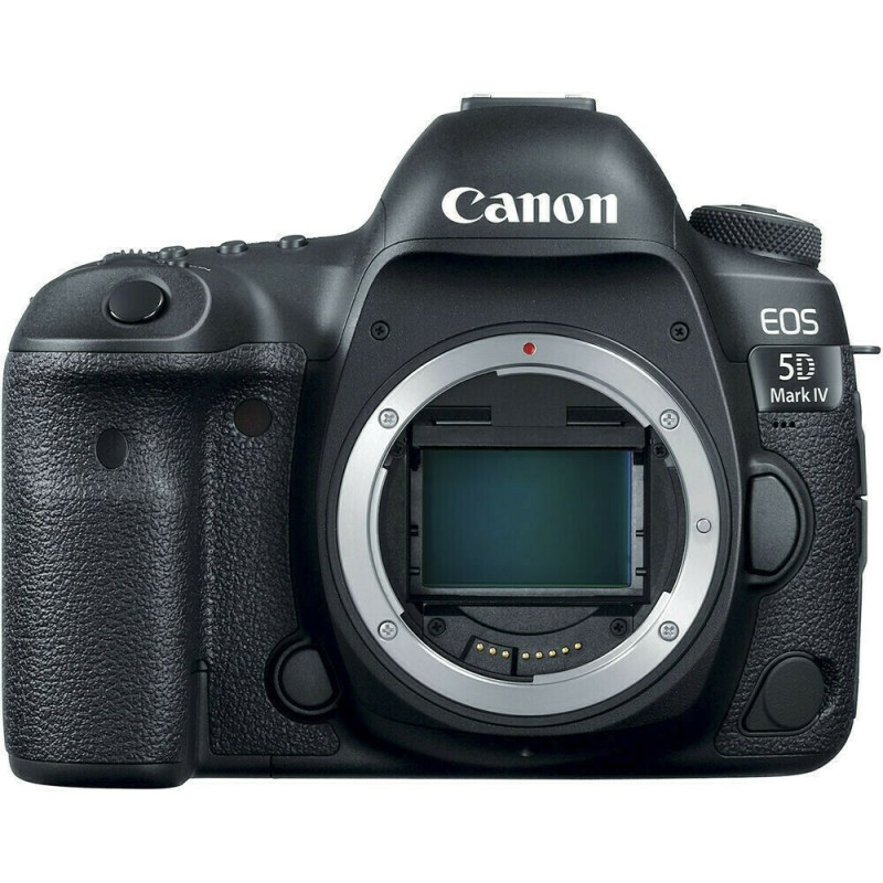 Canon EOS D mark IV front