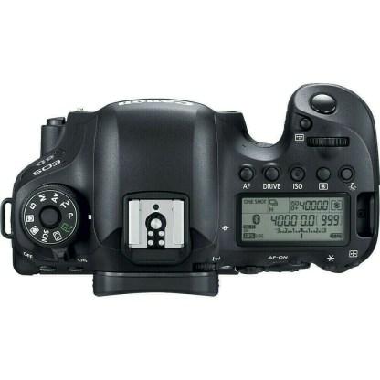Canon EOS D mark II top