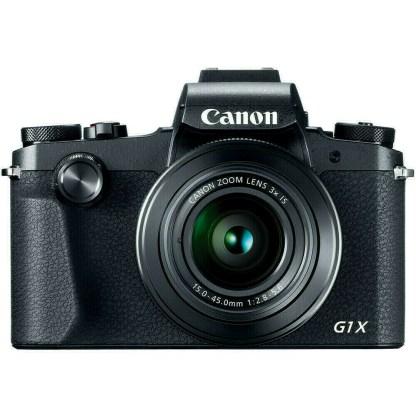 Canon PowerShot GX markIII Front