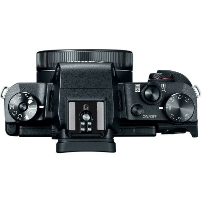 Canon PowerShot GX markIII Top