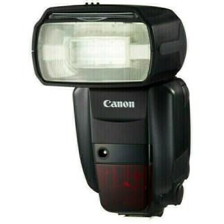 Canon SPEEDLITE EX face