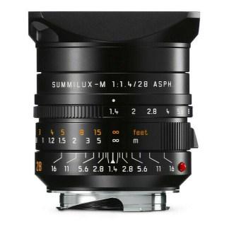 Leica Objectif M Summilux 28/1.4