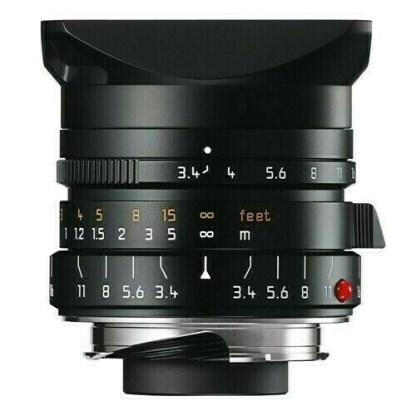 Leica M Super elmar  face