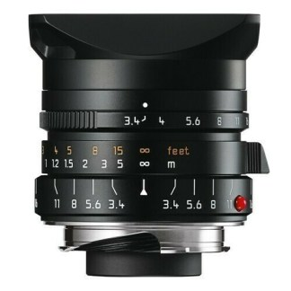 Leica M Super elmar  face