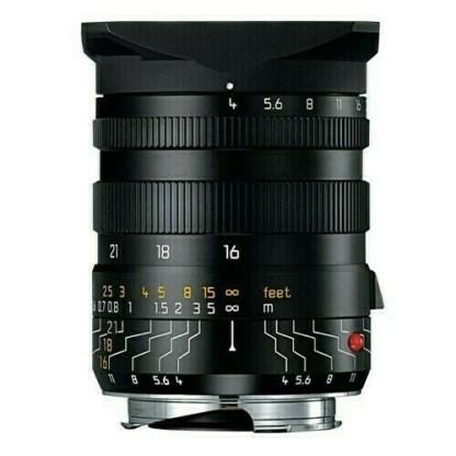 Leica M Tri elmar    face