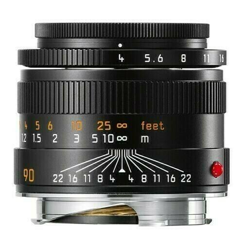 Leica M macro elmar  rentre
