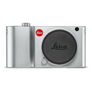 Leica TL silver front