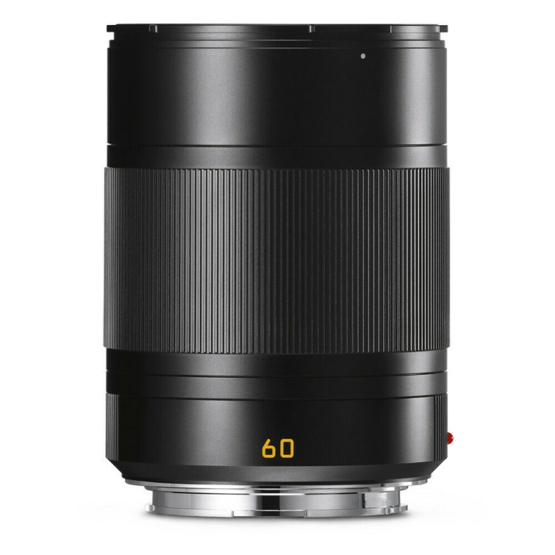 Leica TL apo Macro Elmarit  ASPH black
