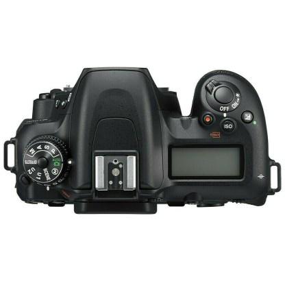 Nikon D top
