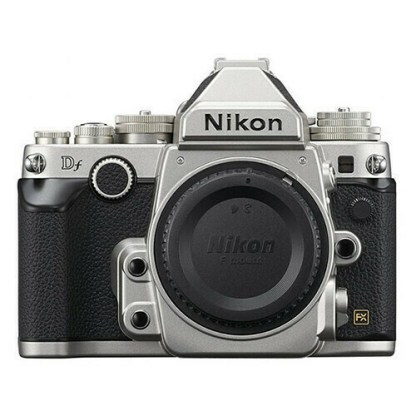 Nikon df chrome nu