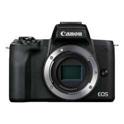 Canon EOS M50 Mark II noir appareil-photo-hybride 1