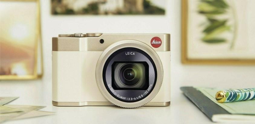 LeicaC Luxlight gold