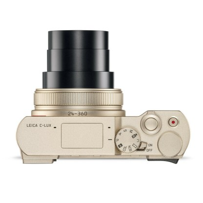 Leica C Lux light gold top
